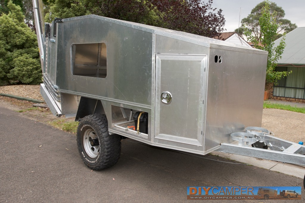 Body And Canvas Diy Camper