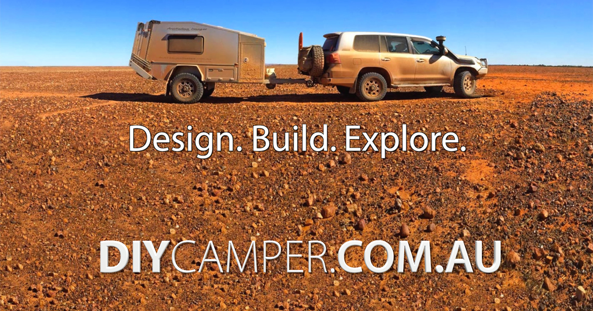 DIY Camper Building A Home Made Trailer