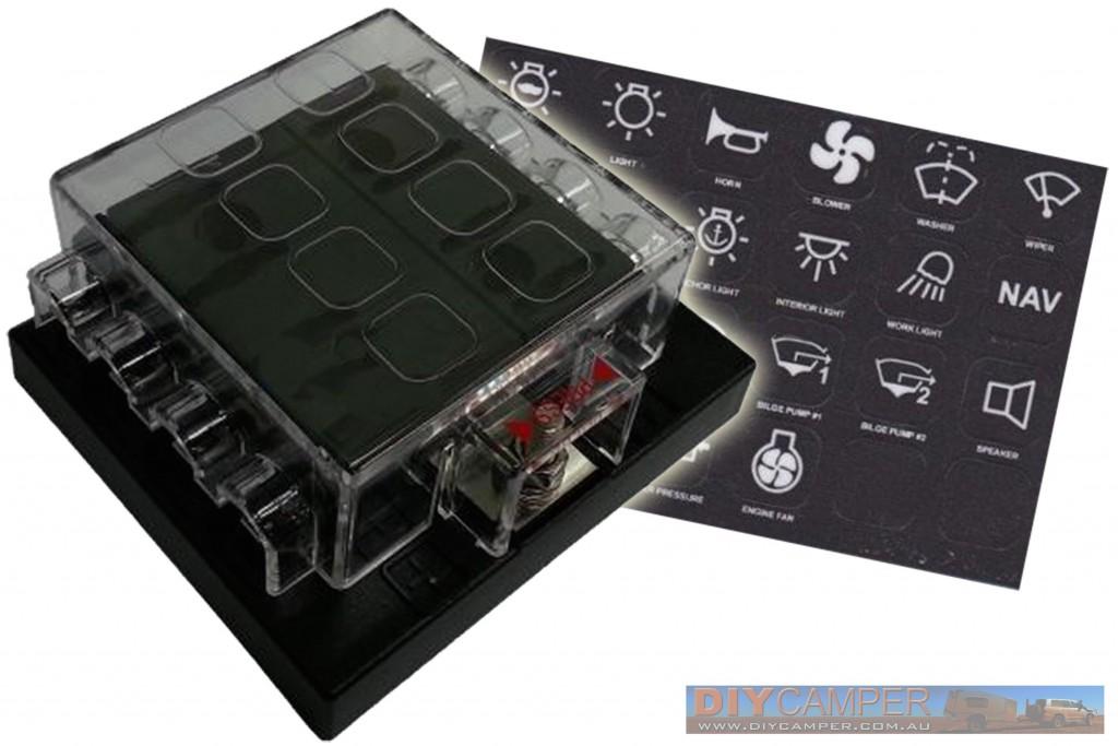 Narva 54433 fusebox
